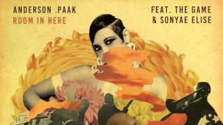 Watch Anderson paak Room In Here video