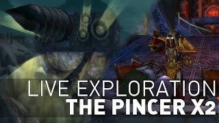 exploring the gilneas submarine the pincer x2