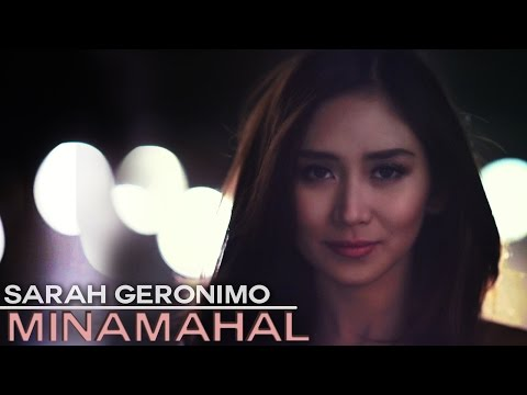 Sarah Geronimo — Minamahal [Official Music Video]