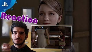 DETROIT BECOME HUMAN GAMEPLAY | Reaction!