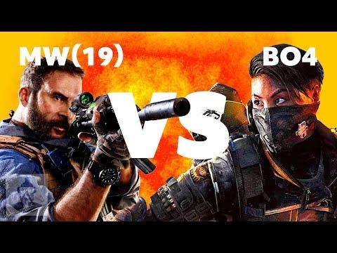 Modern Warfare VS