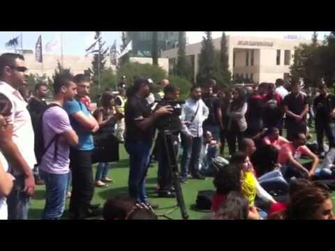 Haifa University blasts trance music over Nakba commemoration