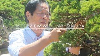 Interview with Bonsai master Masahiko Ki...