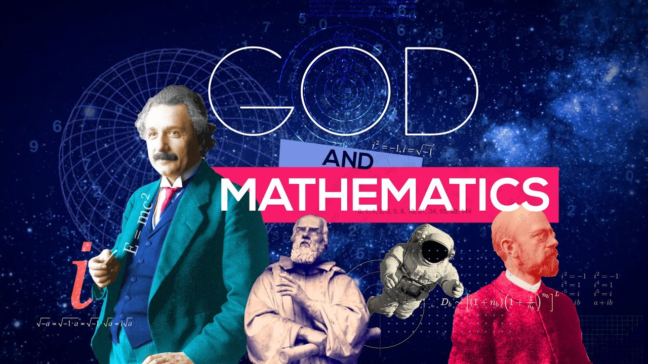 MARKING MATHS WEEK  - DOES MATHS POINT TO THE EXISTENCE OF GOD?