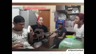 Ang gaganda ng boses nito!  Clip by Yayo Corpuz and 420 Soldiers #FVTeens #FilipinoVinerRock