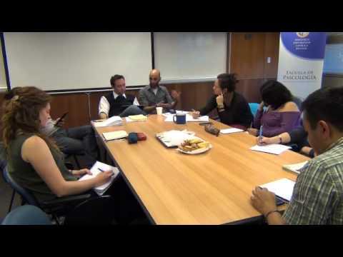 Diálogos NDE - Presentación James D. Cresswell