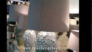 O'thentique Natural Lighting @ Singapore Furniture Fair - By Asian Design House