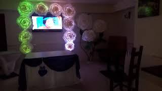 Гигантские розы на свадьбу. Украшение декор аренда и продажа Оригинальный подарок!