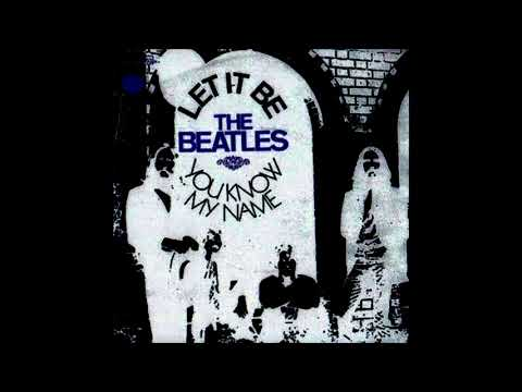 The Beatles - You Know My Name (Look Up The Number) (800% Slower)