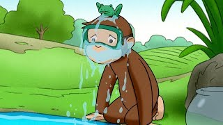 Curious George  1 Hour Compilation  HD  Cartoons For Children
