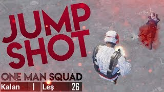 JUMPSHOT & 26 KILL !! | PUBG Mobile Gameplay #1v4