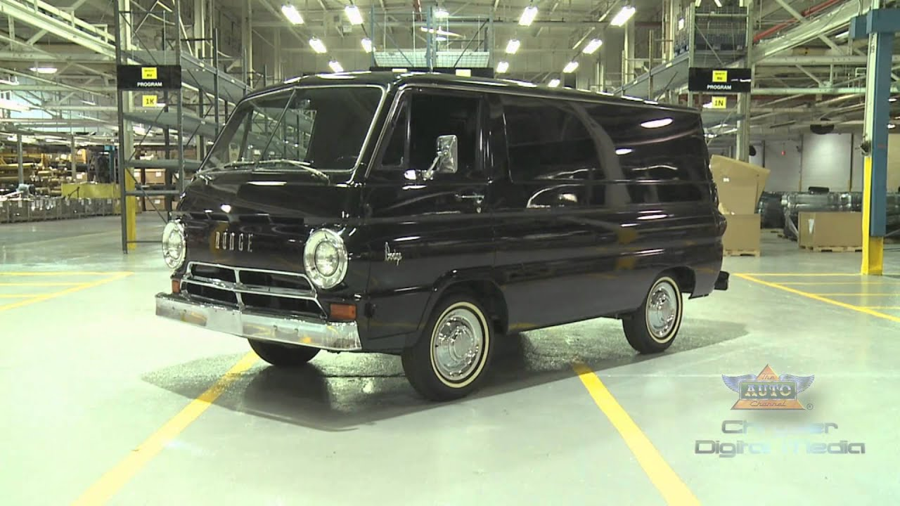 Dodge Van History Youtube