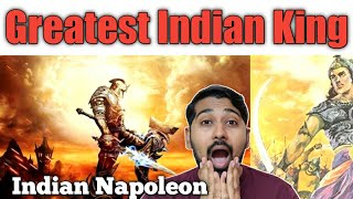 Greatest Indian King | Napoleon of India | Tamil | Siddhu Mohan