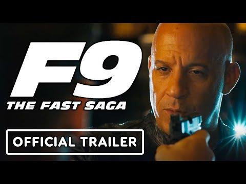 F9: Fast \u0026 Furious 9 - Official Trailer 2 (2021) Vin Diesel, John Cena, Michelle Rodriguez