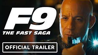 F9: Fast & Furious 9 - Official Trailer 2 (2021) Vin Diesel, John Cena, Michelle Rodriguez