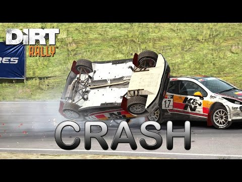 CRASH: DiRT Rally - Holjes, Peugot 207 S1600