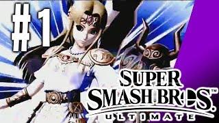 Full Stream - Super Smash Bros. Ultimate - Part 1