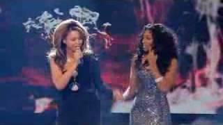 XFactor-final 2008 HD Alexandra & Beyonce