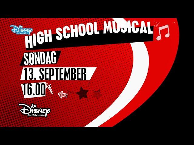 High School Musical | Søndag 16.00 | Disney Channel Danmark