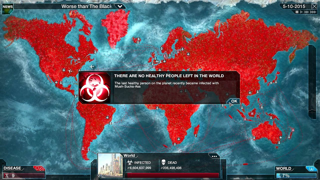 Plague Inc.: Evolved 2014 pc game Img-4