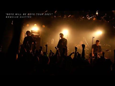INKYMAP - 2021.4.7 渋谷CLUB QUATTRO