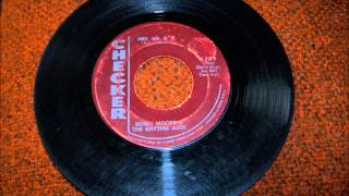 BOBBY MOORE & THE RHYTHM ACES HEY, MR  D J CHECKER RECORD LABEL