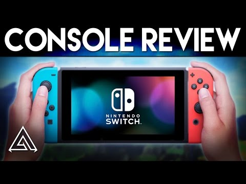 Nintendo Switch | Full Console Hardware Review - Joy-Cons, Pro Controller & More!