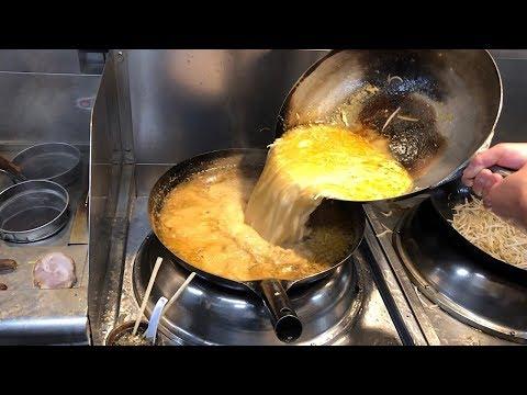 味噌ラーメンが出来るまでの職人技を全てお見せします!【麺屋つくし】飯テロ【富山県の名店グルメ】