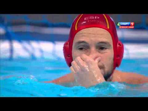 Spain-Montenegro.Waterpolo.Belgrad2016