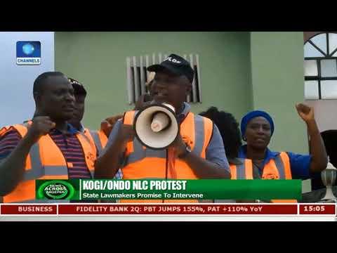 Kogi Labour Union Members Demand For LG Autonomy   News Across Nigeria  
