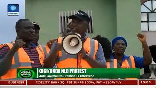 Kogi Labour Union Members Demand For LG Autonomy | News Across Nigeria |