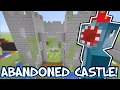 Minecraft Xbox - ABANDONED CASTLE!! - Building Time [#72]