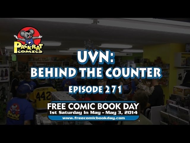 UVN: Behind the Counter 271