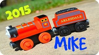 Thomas And Friends 2015 Mike Wooden Railway Toy Train Review