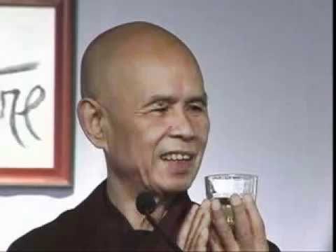 Thich Nhat Hanh teaches about letting go