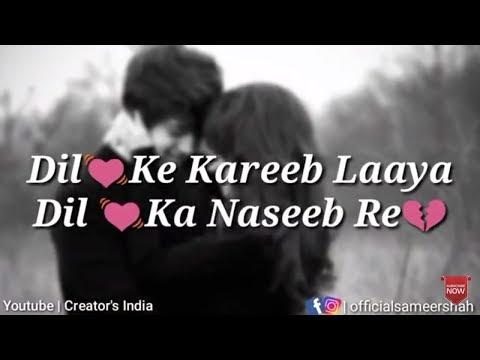 Khudaaya Ve😞Haay Ishq Hai Kaisa👫Yeh Ajeeb Re💔 Status whatsapp