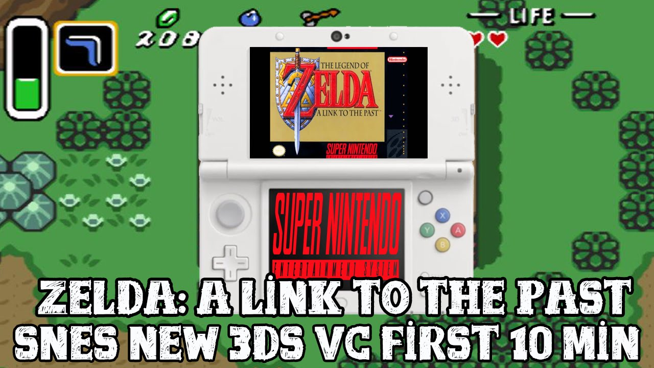 Video: Zelda: A Link to the Past - First 10 minutes