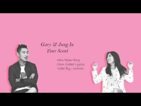 [Lyrics Vdeo] Gary & Jung In - Your Scent