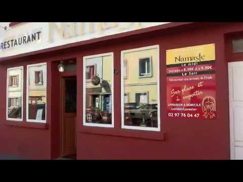 Restaurant indien Namasté à Lanester
