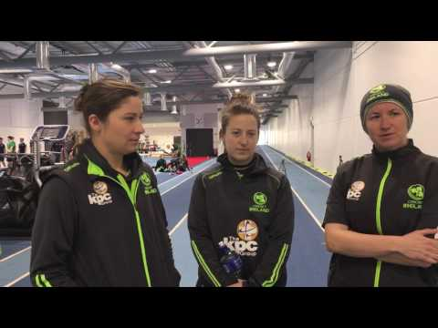 Hairy, Cecelia Joyce and Brains from The Institute of Sport