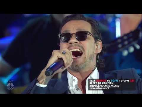 MARC ANTHONY (PRECIOSA LIVE)