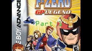 F-Zero - GP Legend - F-Zero: GP Legend Playthrough Part 1: Rick Weeler - User video