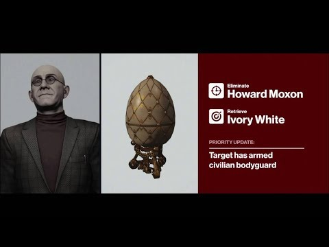 HITMAN - Elusive Target - The Broker - Suit Only / SA
