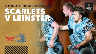 A 10-try thriller in wales as leinster ran riot to move the top of conference guinness pro 14. watch best tries match, you're for rug...