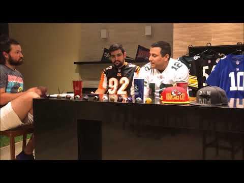 Análise da Semana 6 NFL + Palpites Semana 7 (HALFTIME #01) Canal dos 3