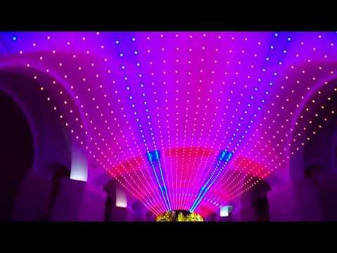 Anheuser Busch Christmas Light Display 2017