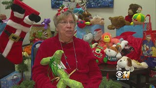 Woman Donates Gifts To Children In Honor Of Husband, Son