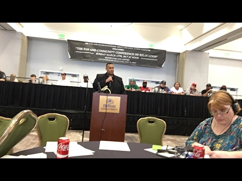 Oakland Raiders Fans Conference Livestream