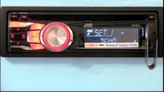 Автомагнитола JVC KD-R45