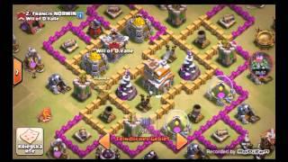 Zweite clan krieg let's play clash of clans